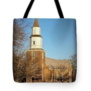Bruton Parish Episcopal Church Tote Bag