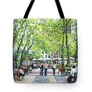 Bryant Park Nyc Tote Bag