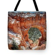 Bryce Arch Tote Bag