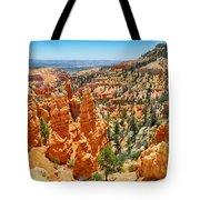 Bryce Canyon Fairyland Vista Tote Bag