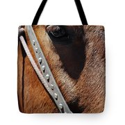 Bryce Canyon Horse Portrait Tote Bag