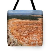 Bryce Canyon Inspiration Point Tote Bag