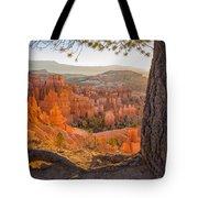 Bryce Canyon National Park Sunrise 2 - Utah Tote Bag