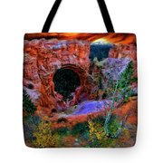 Bryce Canyon Natural Bridge Tote Bag