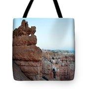Bryce Canyon Navajo Loop Trail Window Tote Bag