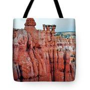 Bryce Canyon Thors Hammer Portrait Tote Bag