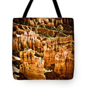 Bryce Canyon Vertical Image Tote Bag
