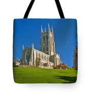 Bryn Athyn Cathedral Pennsylvania Tote Bag