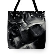Bubble 02 Tote Bag by Grebo Gray
