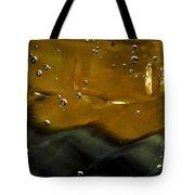 Bubble 03 Tote Bag by Grebo Gray