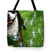 Bubble Busting Tote Bag