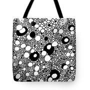 Bubble Doodle Tote Bag
