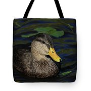 Bubble Duck Tote Bag
