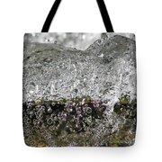 Bubble Falls Tote Bag