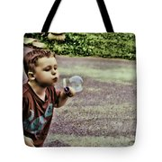 Bubble Liscious Tote Bag