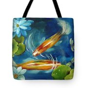 Bubble Maker Tote Bag