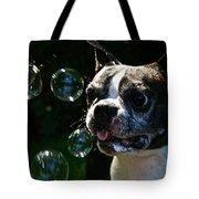 Bubble Monster Tote Bag