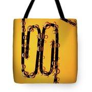 Bubble Race Tote Bag by Marc Garrido
