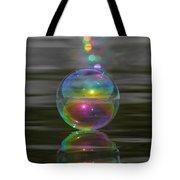 Bubble Shazam Tote Bag