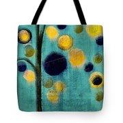 Bubble Tree - 42r1-cb4 Tote Bag