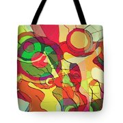 Bubbleclubcubed Tote Bag