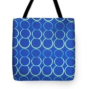 Bubbles All Over The Place 10 Tote Bag