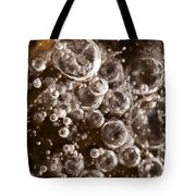 Bubbles Tote Bag by Anne Gilbert