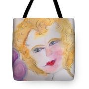 Bubbles At Her Party Tote Bag