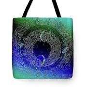 Bubbles In The Cosmos Tote Bag