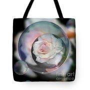 Bubbles Of Love Tote Bag
