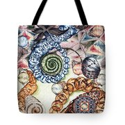 Bubbles Of Magic Tote Bag