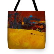 Bubbles Rising Tote Bag