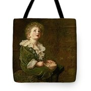 Bubbles Tote Bag by Sir John Everett Millais