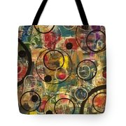 Bubbles Tote Bag by Sonya Wilson