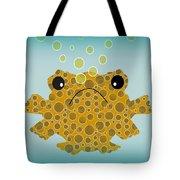 Bubbles The Fish Tote Bag