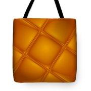Bubbling Amber Tote Bag