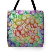 Bubbly Bubbles 2 Tote Bag