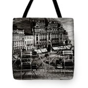 Bucharest - Old Town  Tote Bag