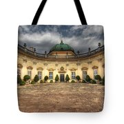 Buchlovice Castle Tote Bag