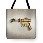 Buck Rogers Ray Gun Tote Bag
