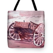 Buckboard Tote Bag
