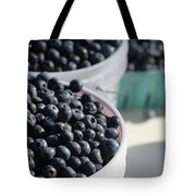 Buckets Of Blue... Tote Bag