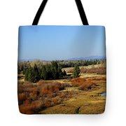 Buckhorn Ponds Tote Bag