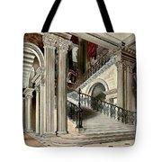 Buckingham House Stair Case Tote Bag