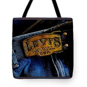 Buckled Up Tote Bag