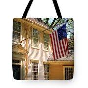 Buckman Tavern  Tote Bag