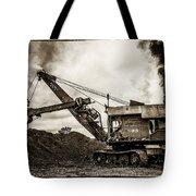 Bucyrus Erie Shovel Tote Bag