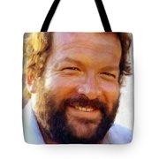 Bud Spencer Tote Bag