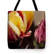 Bud To Blossom Tote Bag