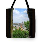 Budapest Tote Bag